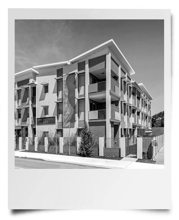 Midland Morrison St apartments